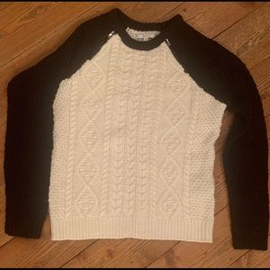Alfred Sung knitted sweater